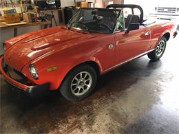 1979 Fiat Spider (CC-1140289) for sale in Cottage Grove, Minnesota