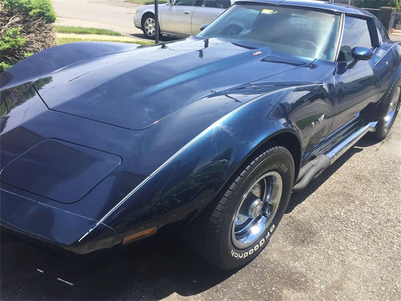 1977 Chevrolet Corvette (CC-1142996) for sale in West Pittston, Pennsylvania