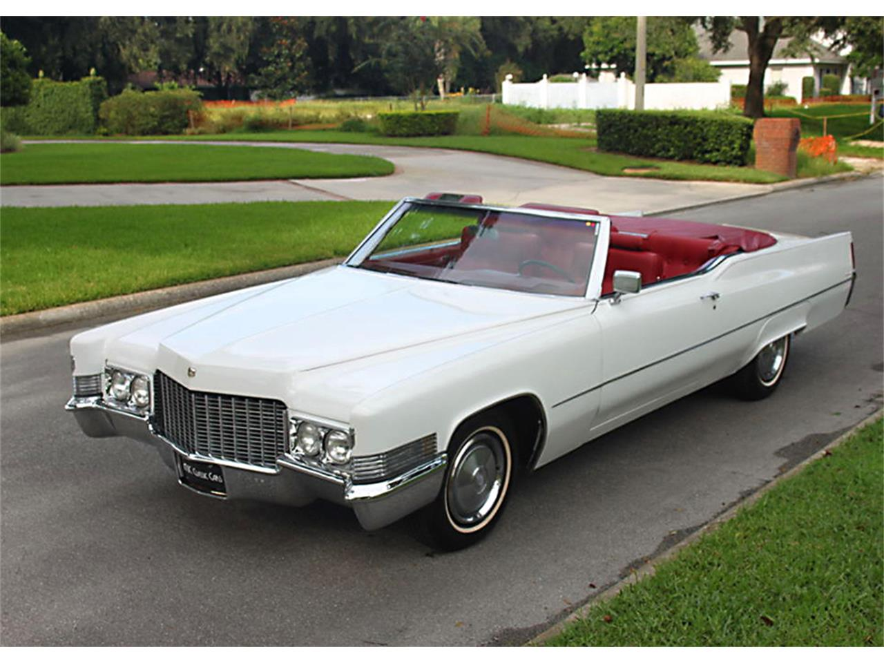 1970 Cadillac DeVille (CC-1143074) for sale in Lakeland, Florida