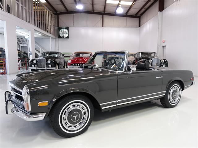 1970 Mercedes-Benz 280SL (CC-1143086) for sale in Saint Louis, Missouri