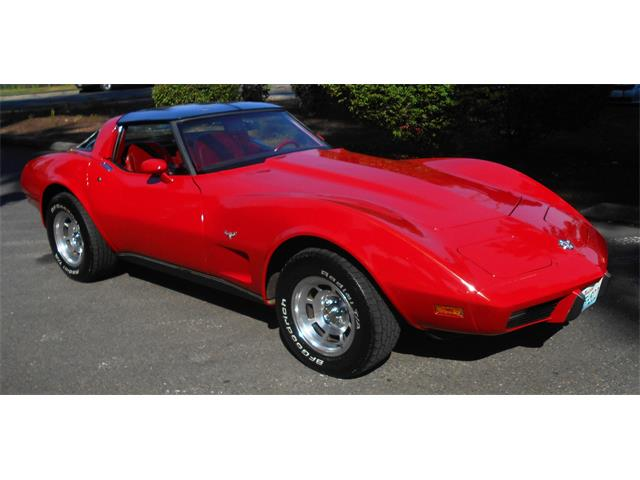 1978 Chevrolet Corvette (CC-1143157) for sale in Tacoma, Washington
