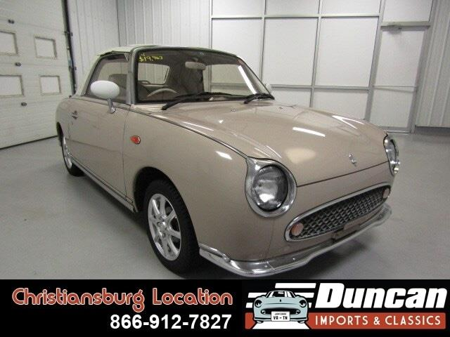 1991 Nissan Figaro (CC-1143182) for sale in Christiansburg, Virginia