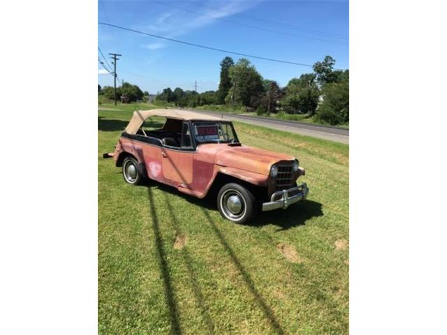 1950 Willys Jeepster (CC-1143233) for sale in Cadillac, Michigan