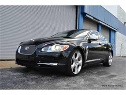 2009 Jaguar XF (CC-1140344) for sale in Clearwater, Florida