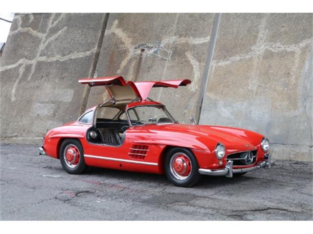 1957 Mercedes-Benz 300SL (CC-1143815) for sale in Astoria, New York