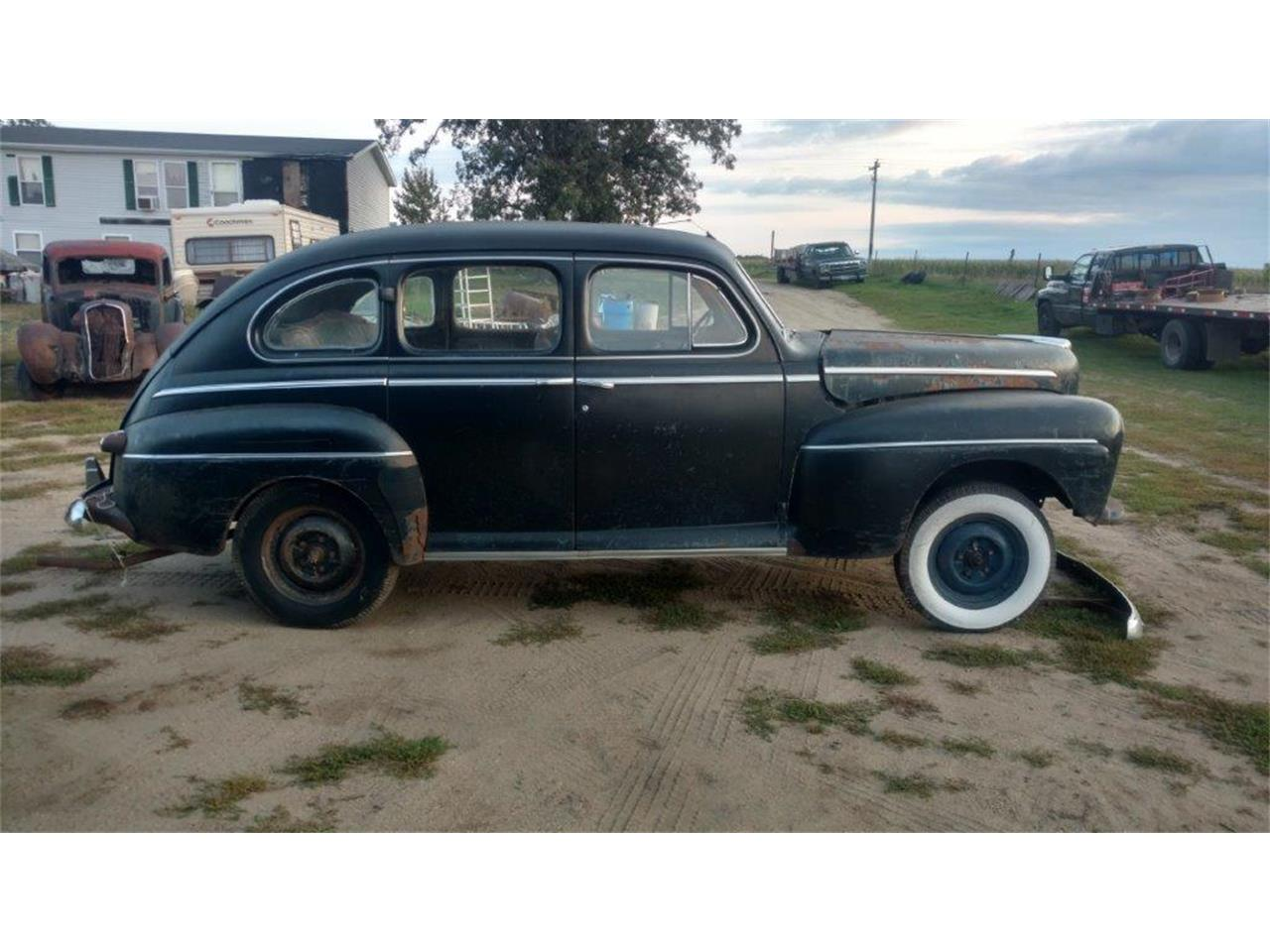 1947 Ford 4-Dr Sedan (CC-1143847) for sale in Parkers Prairie, Minnesota