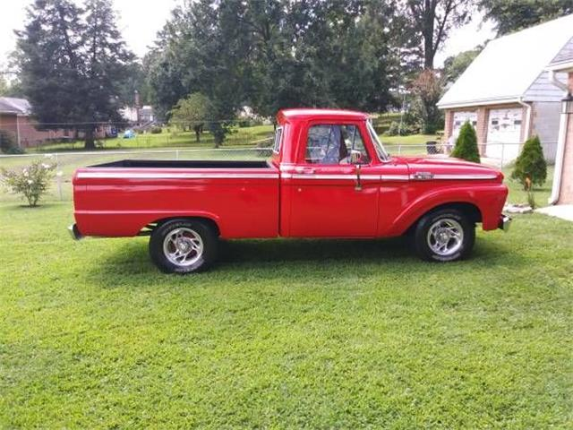 1964 Ford F100 (CC-1144076) for sale in Cadillac, Michigan