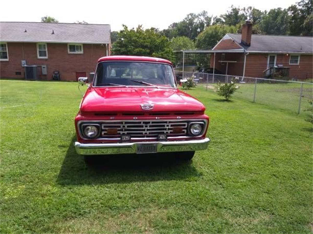 1964 Ford F100 (CC-1144076) for sale in Cadillac, Michigan