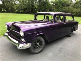 1955 Chevrolet Station Wagon (CC-1144081) for sale in Cadillac, Michigan