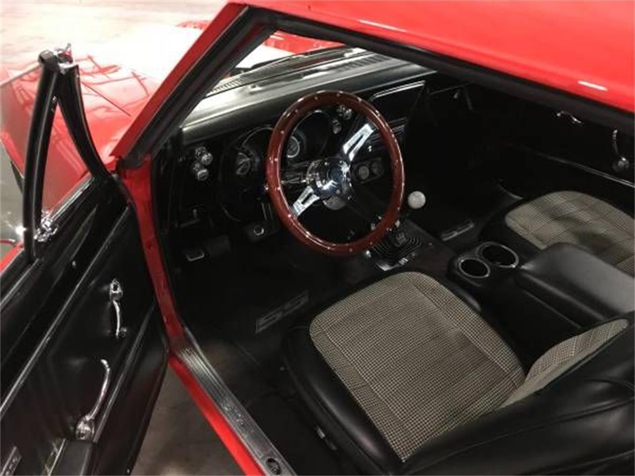 1967 Chevrolet Camaro (CC-1144103) for sale in Cadillac, Michigan