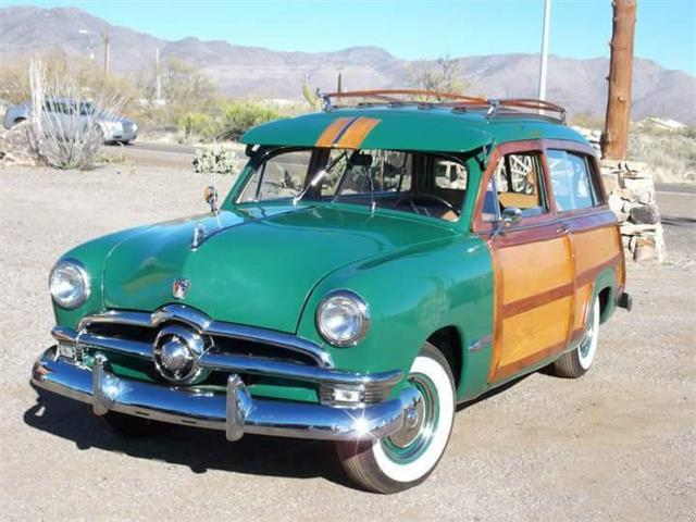 1950 Ford Woody Wagon (CC-1144182) for sale in San Luis Obispo, California