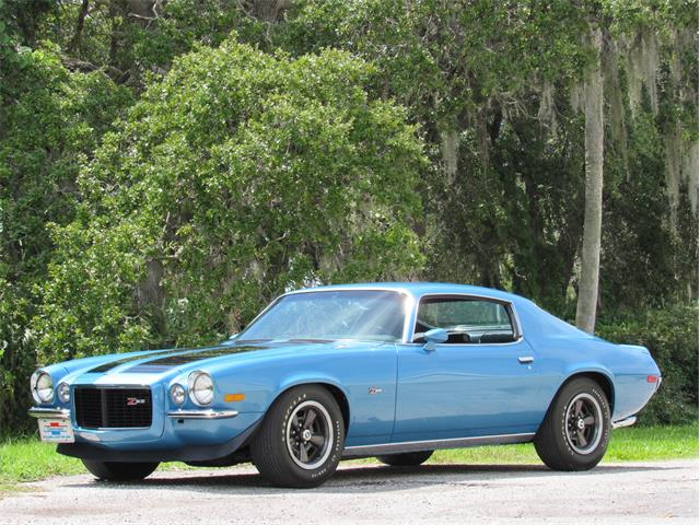1970 Chevrolet Camaro Z28 (CC-1144224) for sale in Sarasota, Florida