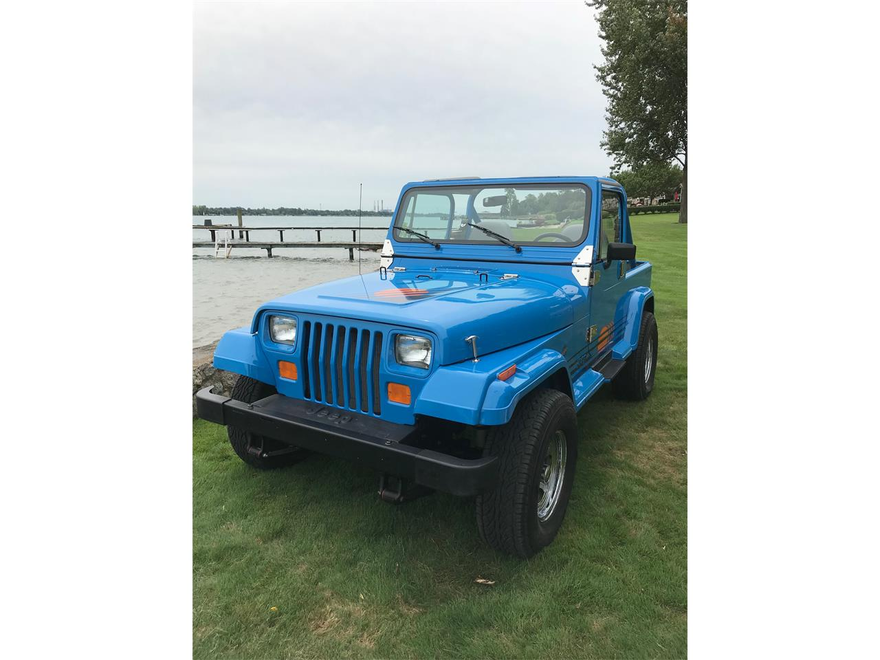 1990 Jeep Wrangler (CC-1144240) for sale in St. Clair, Michigan