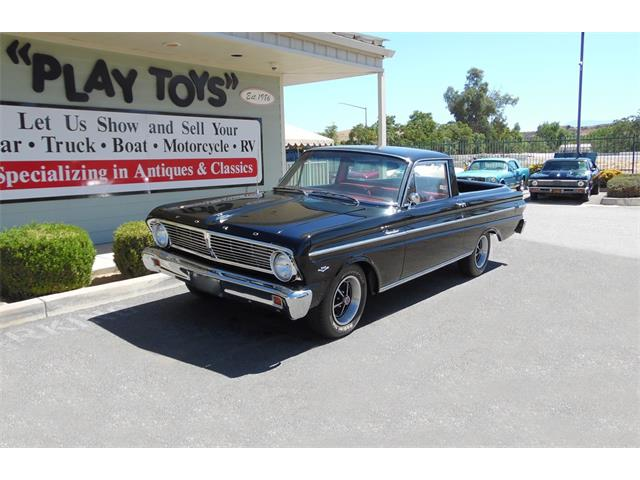 1965 Ford Ranchero (CC-1144246) for sale in Redlands, California