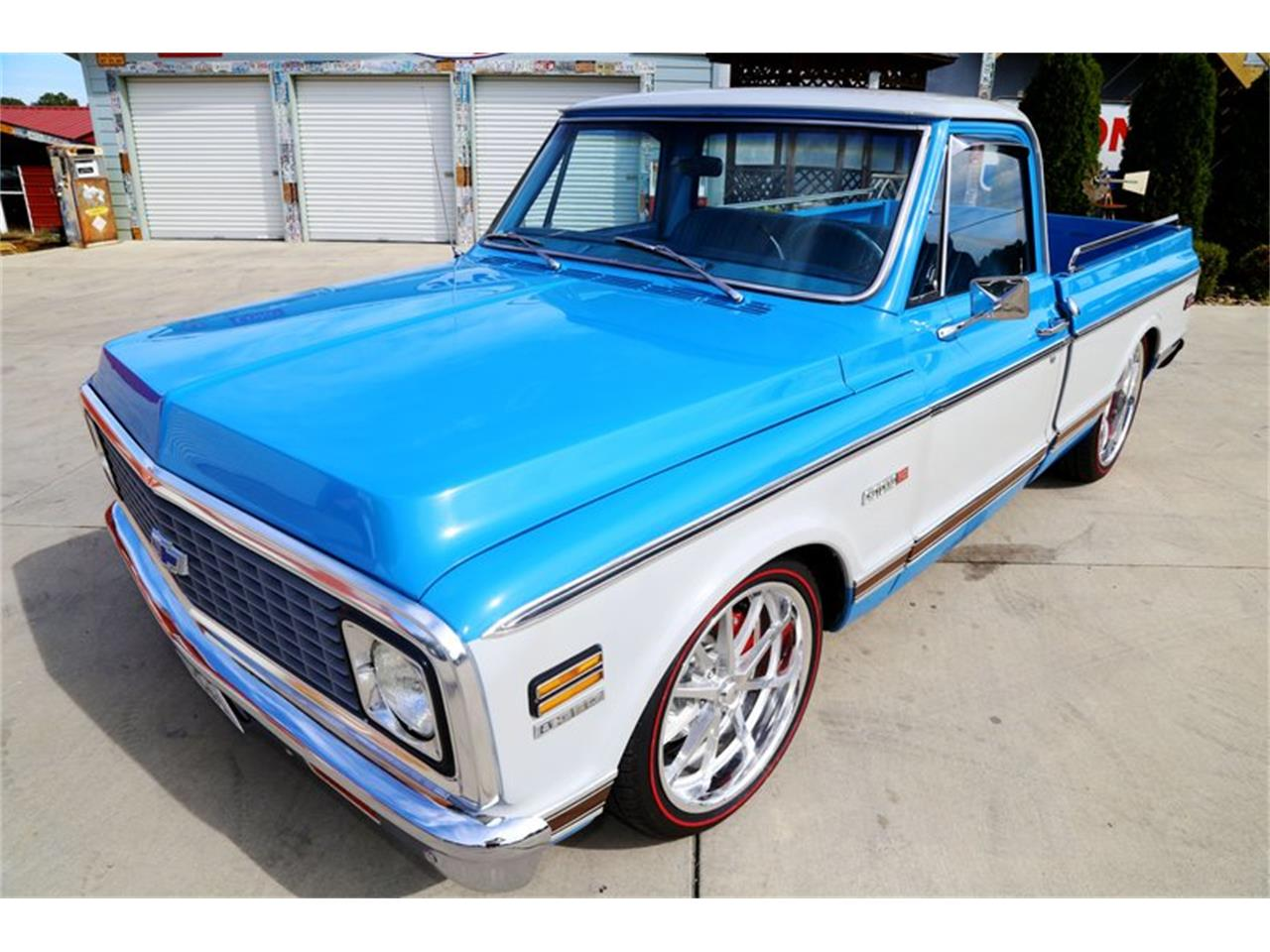 1972 Chevrolet C10 (CC-1144331) for sale in Lenoir City, Tennessee