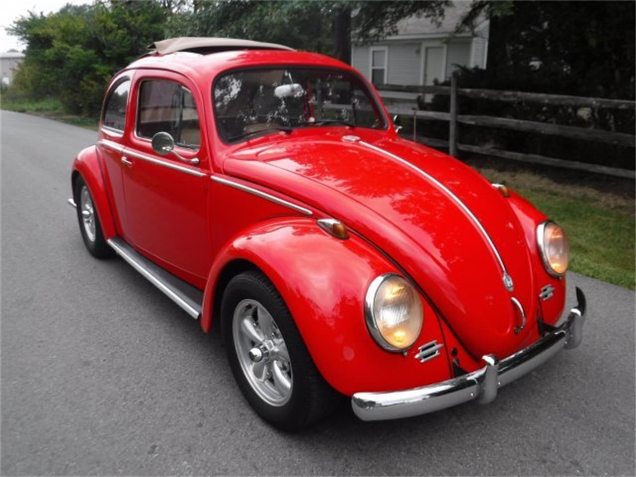 1959 Volkswagen Beetle (CC-1144343) for sale in Milford, Ohio