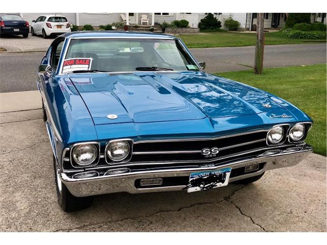 1969 Chevrolet Chevelle SS (CC-1144436) for sale in Holbrook, New York