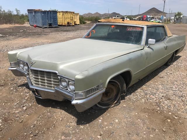 1969 Cadillac DeVille (CC-1144445) for sale in Phoenix, Arizona