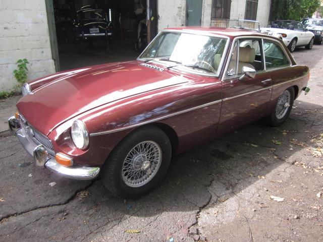 1974 MG MGB GT (CC-1144616) for sale in Stratford, Connecticut