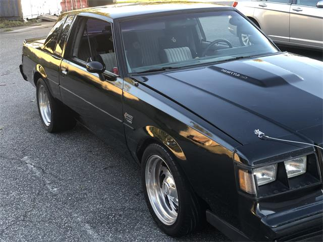 1987 Buick Grand National (CC-1144835) for sale in Suffolk, Virginia