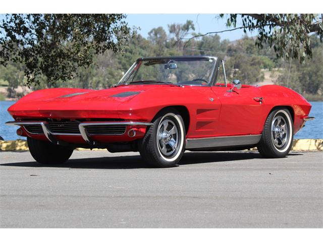 1963 Chevrolet Corvette (CC-1144857) for sale in San Diego, California