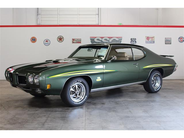 1970 Pontiac GTO (CC-1144920) for sale in Fairfield, California