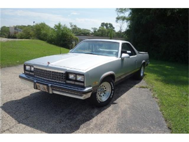 1986 Chevrolet El Camino (CC-1145049) for sale in Mundelein, Illinois