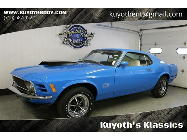 1970 Ford Mustang (CC-1145101) for sale in Stratford, Wisconsin