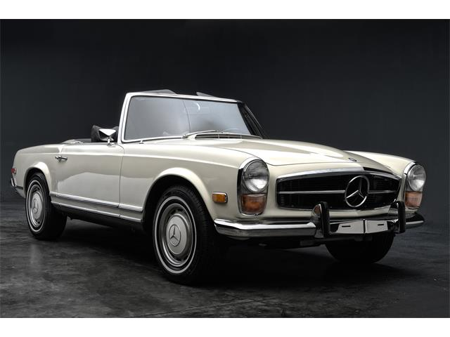 1969 Mercedes-Benz 280SL (CC-1145222) for sale in West Palm Beach, Florida