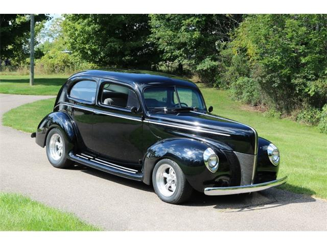 1940 Ford Coupe (CC-1145243) for sale in Goodrich, Michigan
