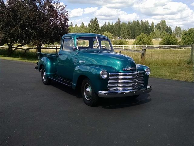 1950 Chevrolet Pickup (CC-1145247) for sale in Spokane, Washington