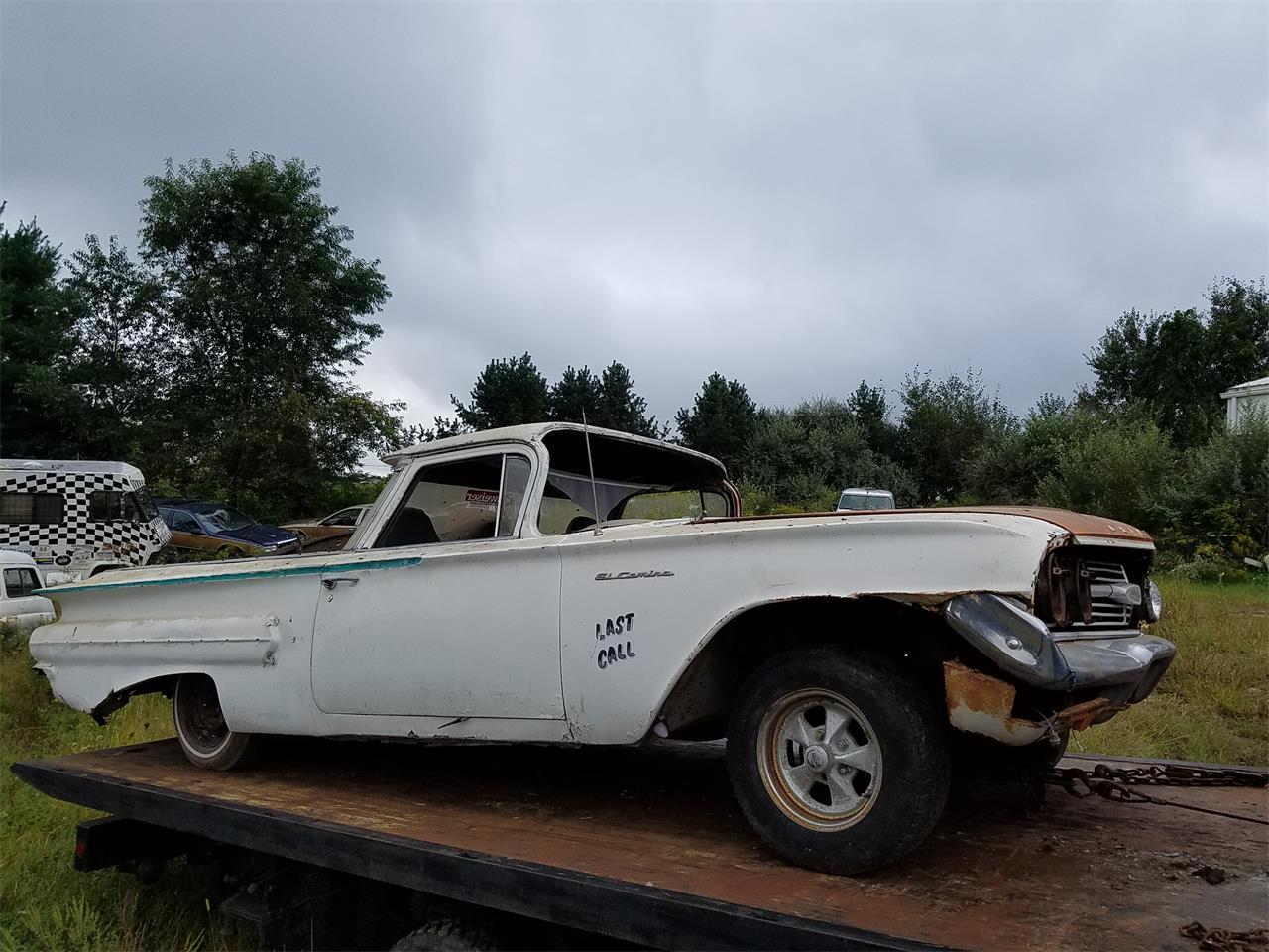 1960 Chevrolet El Camino (CC-1145635) for sale in Woodstock, Connecticut