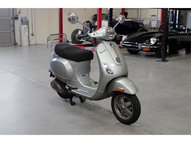 2006 Vespa Scooter (CC-1140577) for sale in San Carlos, California