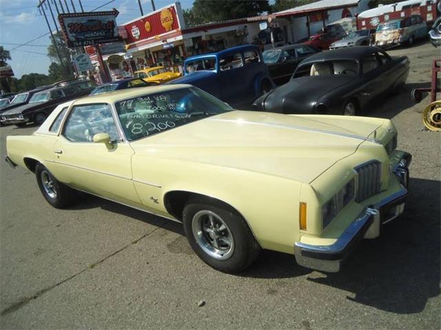 1977 Pontiac Grand Prix (CC-1145787) for sale in Jackson, Michigan