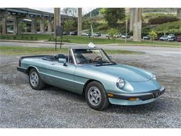 1983 Alfa Romeo 2000 Spider Veloce (CC-1145864) for sale in Sharpsburg, Pennsylvania