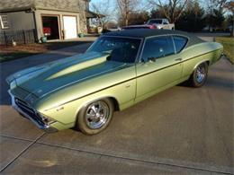 1969 Chevrolet Chevelle (CC-1146022) for sale in Cadillac, Michigan