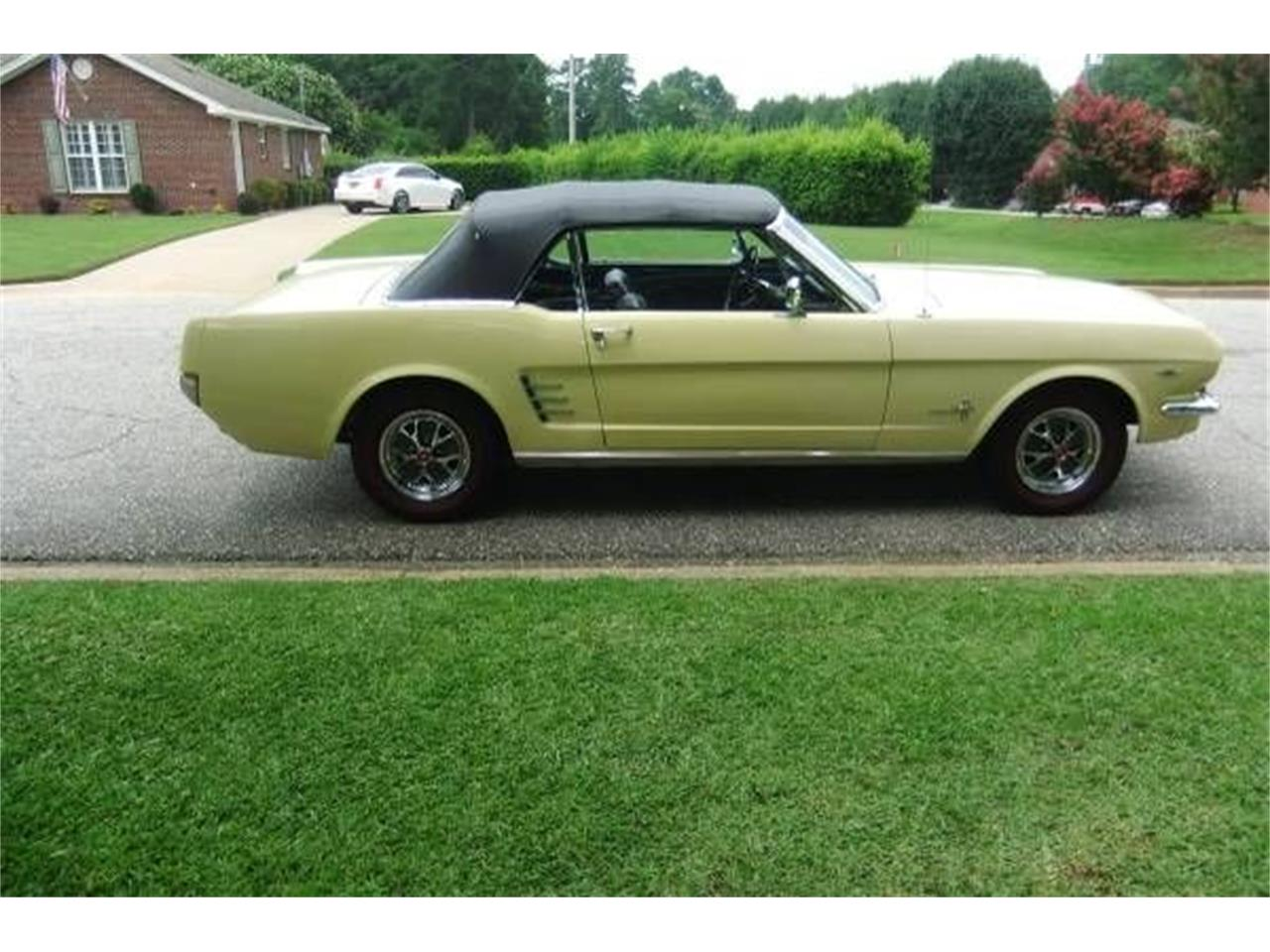 1966 Ford Mustang (CC-1146042) for sale in Cadillac, Michigan