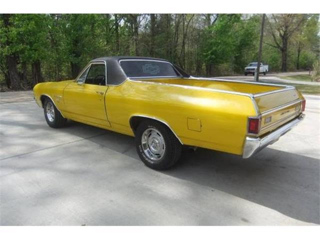 1971 Chevrolet El Camino (CC-1146045) for sale in Cadillac, Michigan