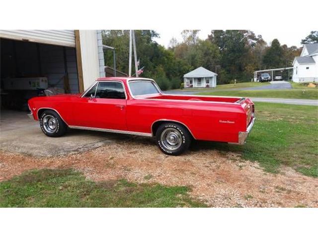 1966 Chevrolet El Camino (CC-1146053) for sale in Cadillac, Michigan