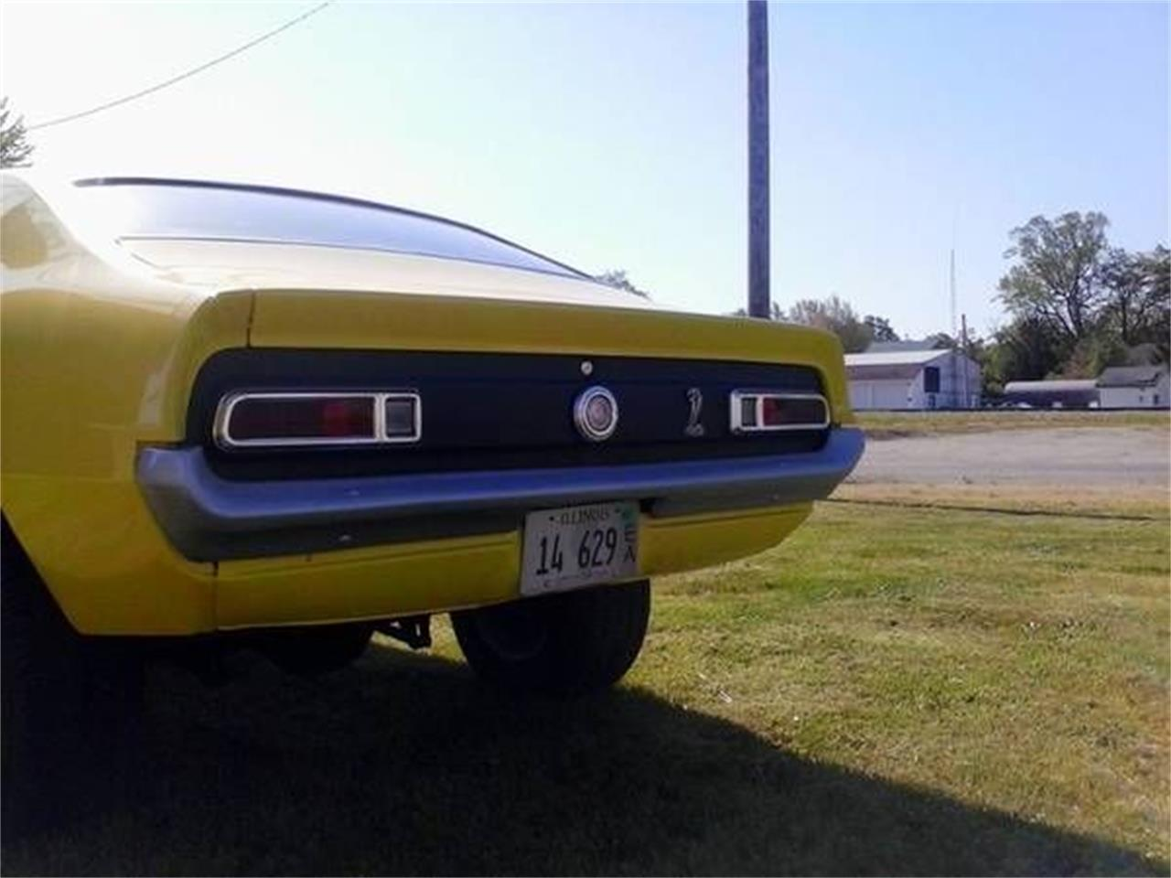 1971 Ford Maverick (CC-1146062) for sale in Cadillac, Michigan