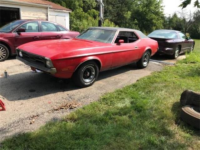 1971 Ford Mustang (CC-1146082) for sale in Cadillac, Michigan