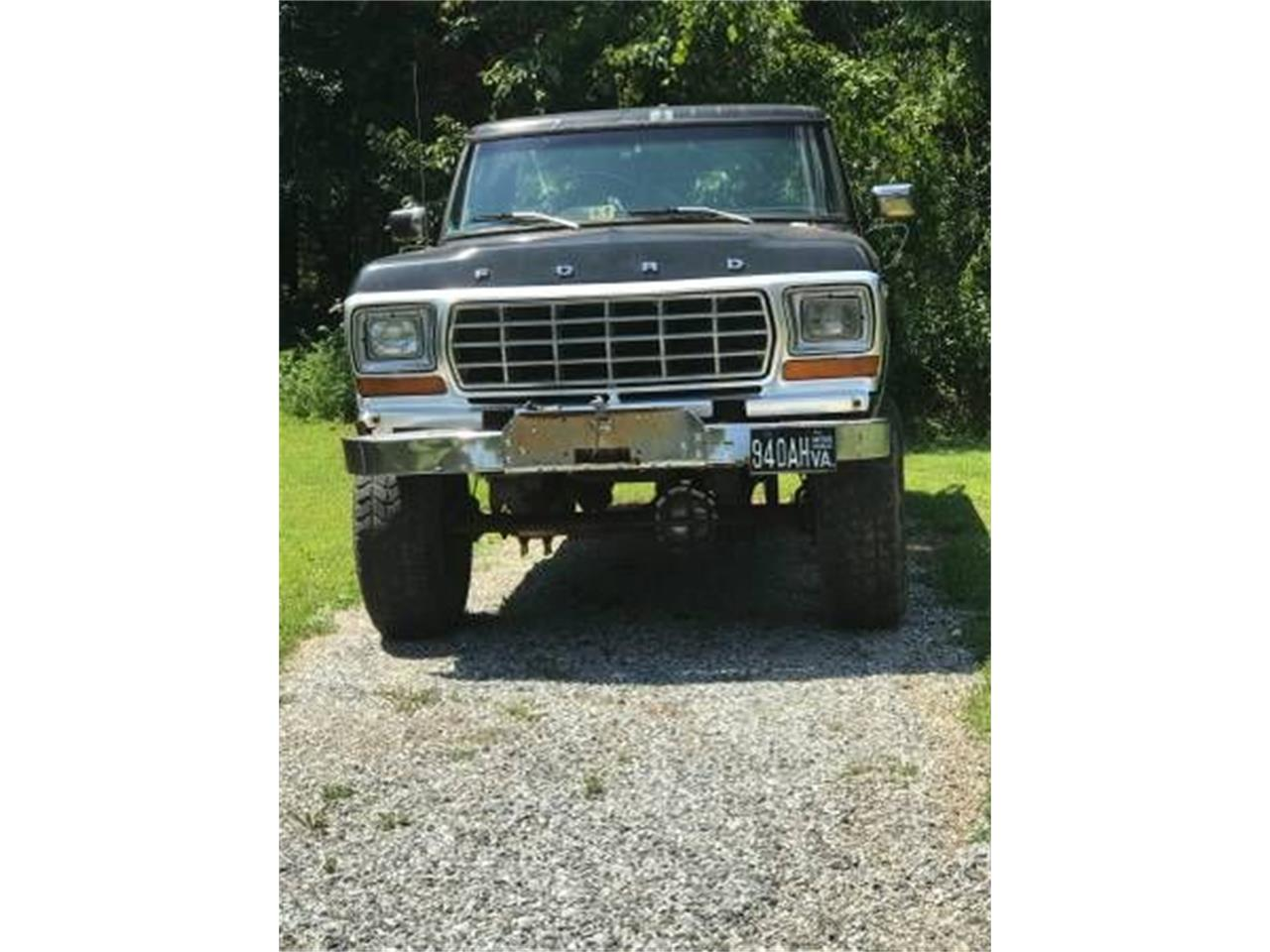 1979 Ford F250 (CC-1146106) for sale in Cadillac, Michigan