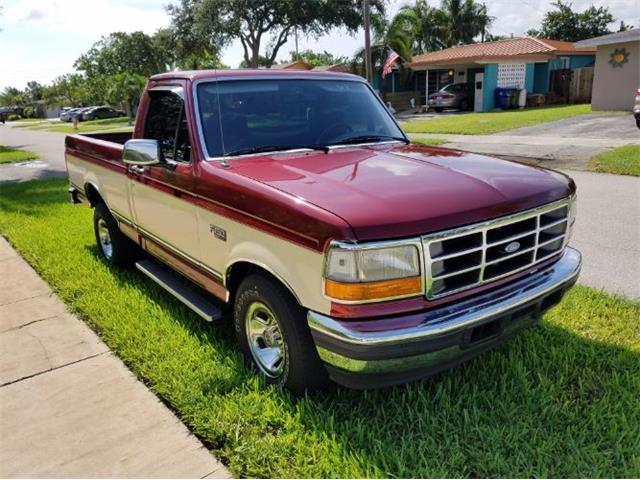 1996 Ford F150 (CC-1146109) for sale in Cadillac, Michigan