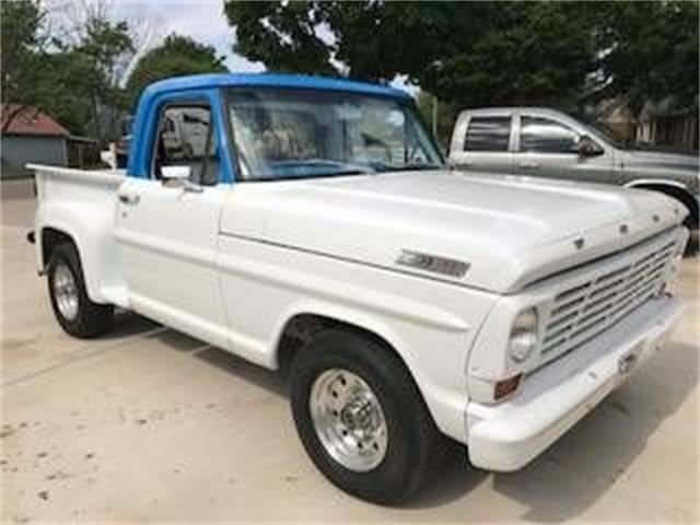 1967 Ford F100 (CC-1146123) for sale in Cadillac, Michigan