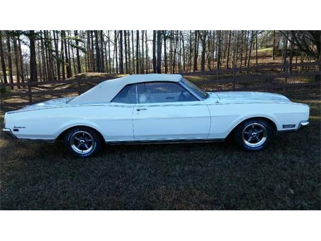 1969 Mercury Montego (CC-1146130) for sale in Cadillac, Michigan