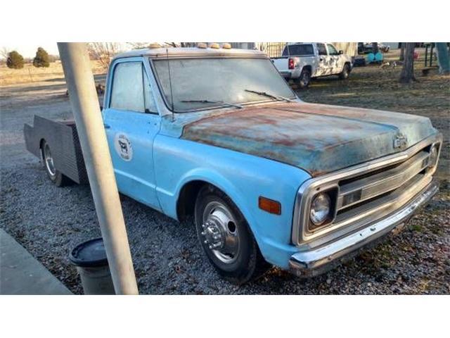 1969 Chevrolet C10 (CC-1146131) for sale in Cadillac, Michigan