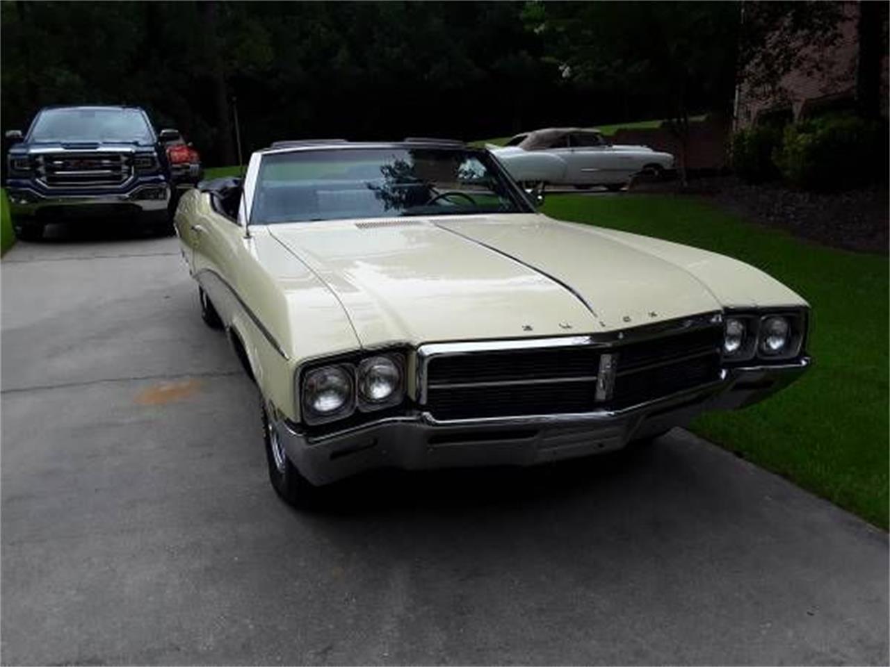 1969 Buick Skylark (CC-1146143) for sale in Cadillac, Michigan