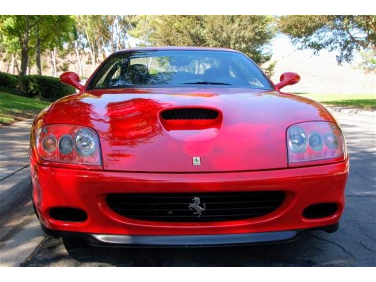 2003 Ferrari 575M Maranello (CC-1146146) for sale in Cadillac, Michigan