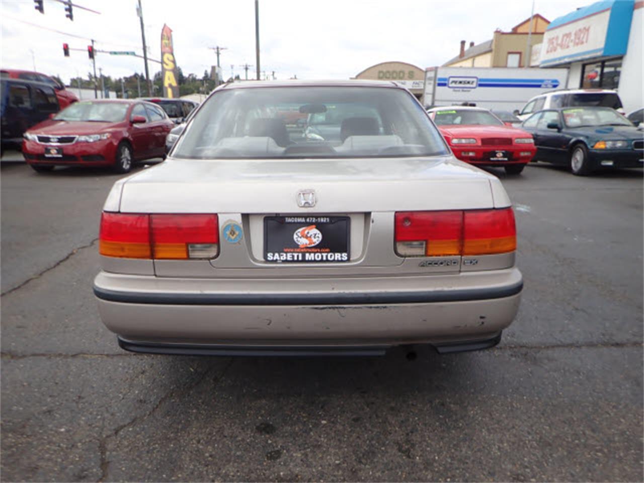 1992 Honda Accord for Sale | ClassicCars.com | CC-1140615