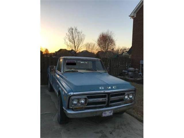 1971 GMC 1500 (CC-1146159) for sale in Cadillac, Michigan